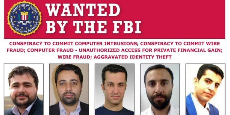 U.S. Charges 9 Iranians in Huge Theft of Intellectual Property