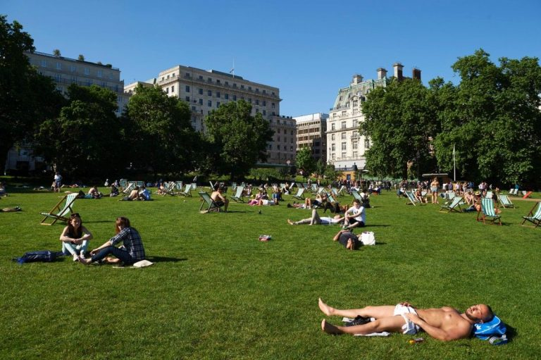 UK weather: Why this isn't a heatwave… yet