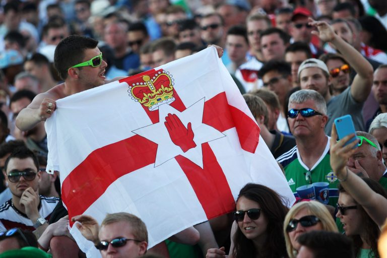 Unionists in Northern Ireland suffer a severe setback against Irish independence
