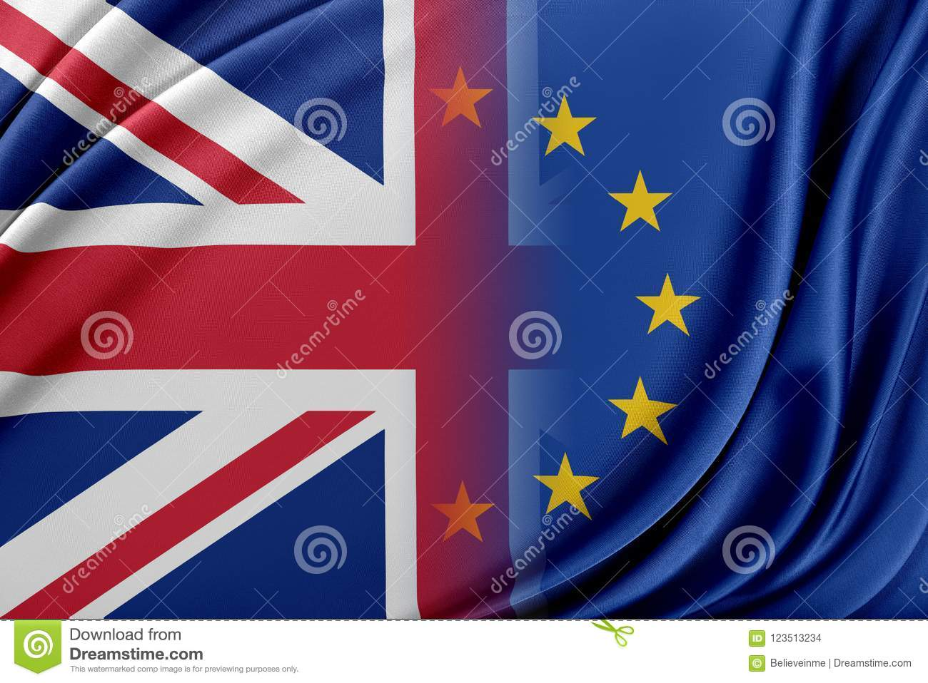 United Kingdom and European Union, a relationship with many ups and downs