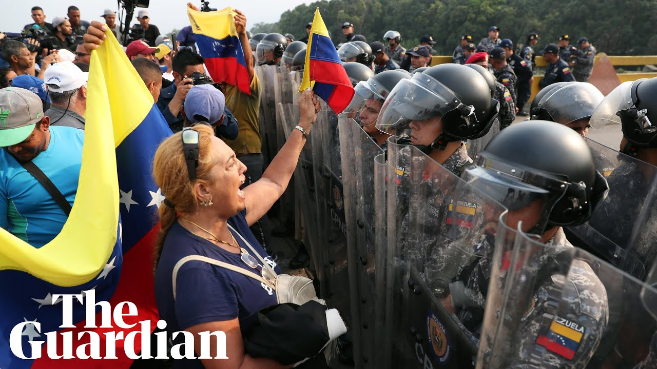 Venezuela formally asks Brazil for the extradition of five rebel soldiers