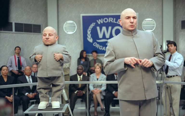 Verne Troyer: Austin Powers star's film and TV moments