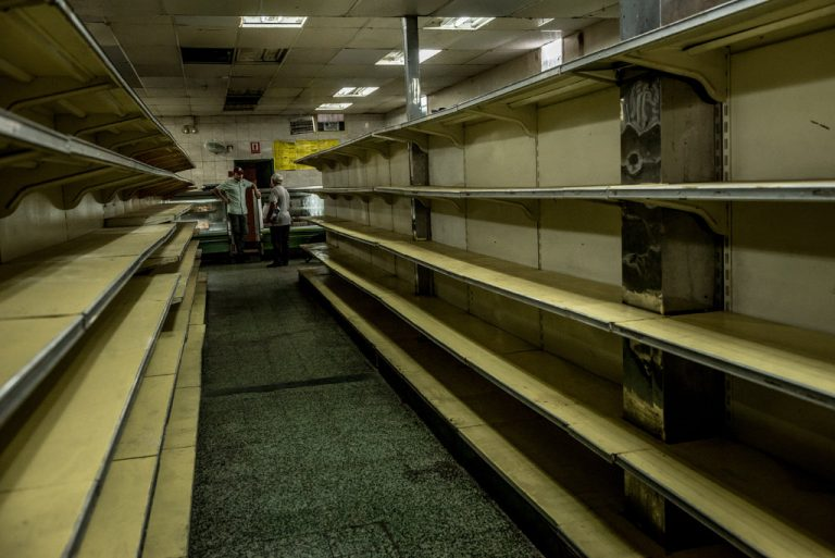 'We're Losing the Fight': Tuberculosis Batters a Venezuela in Crisis
