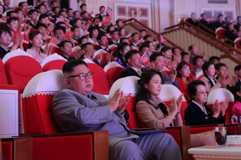 What Kim Jong-un's Day In South Korea Looked Like