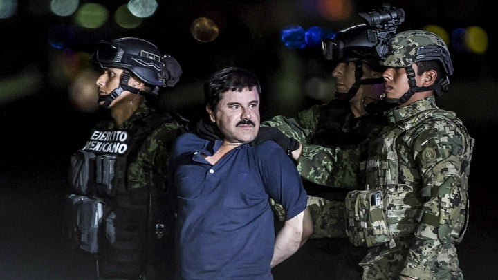 'What's up, Chapo?' DEA agent talks about capturing Mexican kingpin