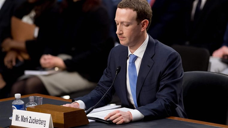 Where did Zuckerberg sleep last night? (And other key moments from Senate grilling)