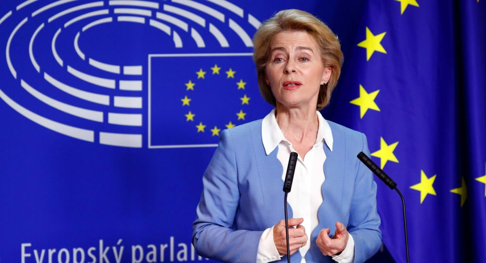 Who is who in the new Ursula von der Leyen Commission