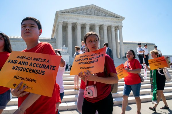 Why the U.S. stopped asking about citizenship on the census