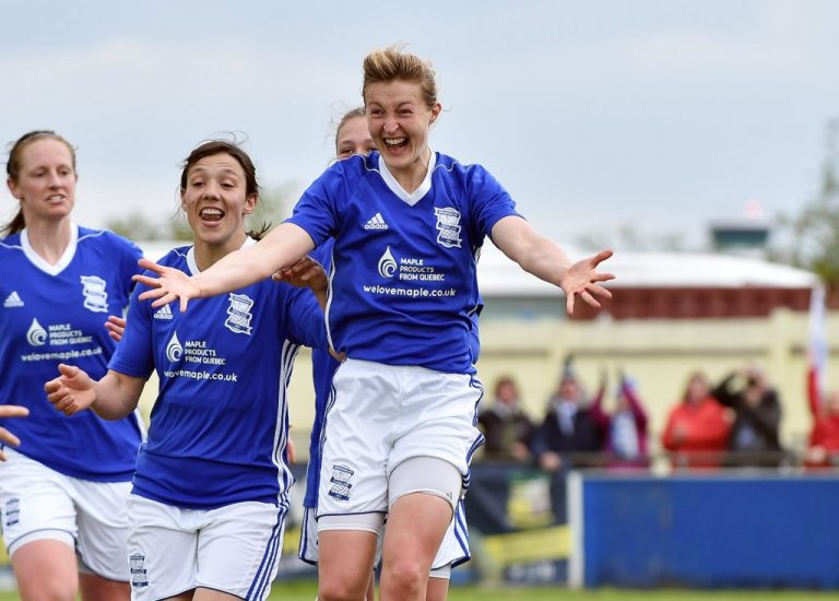 WSL: Ellen White scores hat-trick for Birmingham City v Arsenal