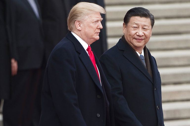 Xi Starts New Term in China, With Trusted Deputy to Deal With Trump
