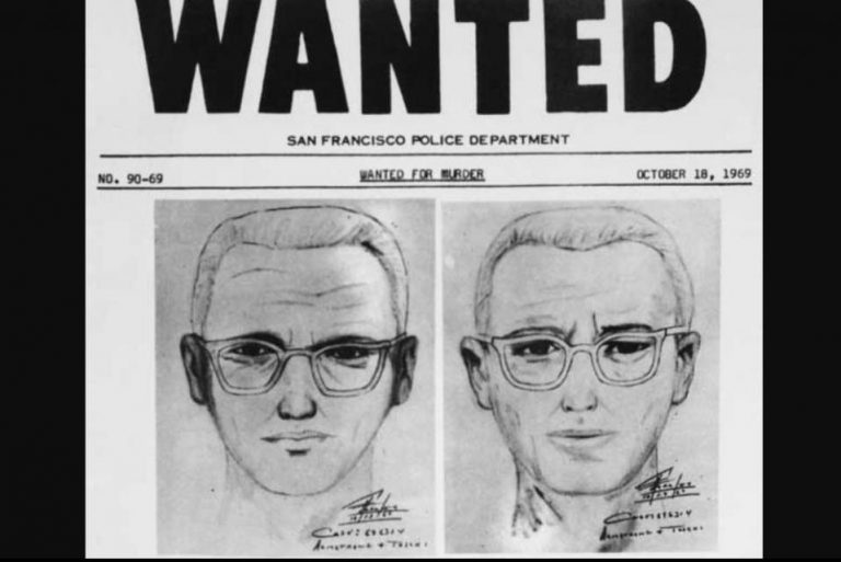 Zodiac Killer could be next found by decades-old DNA