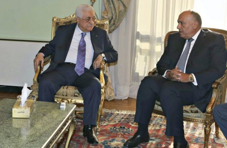 """Abbas calls for talks with Israel through the Quartet to achieve """"a just peace"""""""