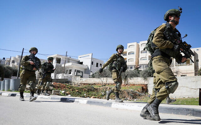 At least 15 wounded soldiers, one in critical condition, after an outrage in Jerusalem