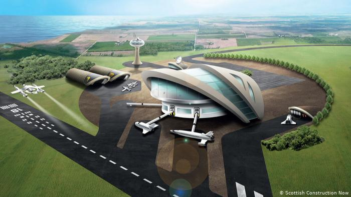 British spaceport to get the go ahead