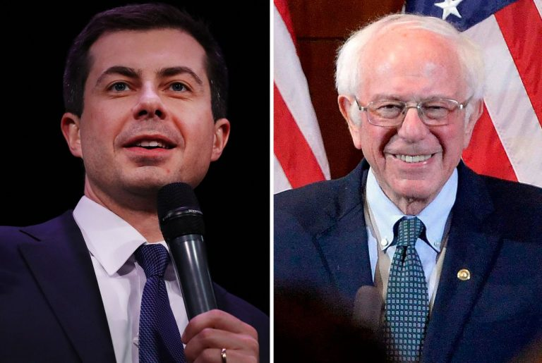 Buttigieg wins the Iowa caucuses with just over 1,500 votes ahead of Sanders