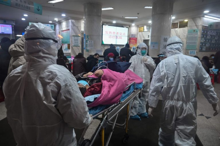 China sends more than 10,500 health workers to Hubei to control the coronavirus epidemic