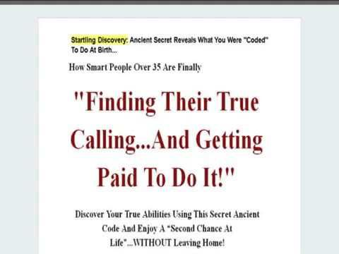 Finally revealed! How to find your purpose in life and get paid for it