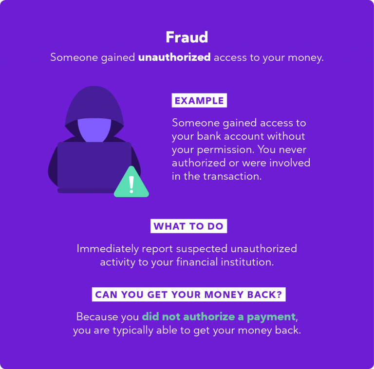 'I never thought; that could happen to me ': How to avoid business fraud
