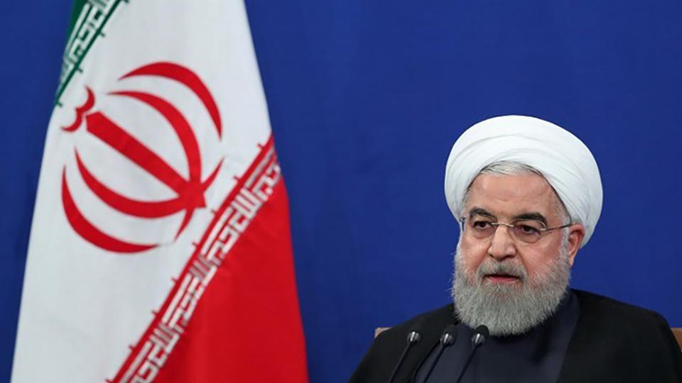 Khamenei says Iran does not pose a threat to other countries and only protects its security