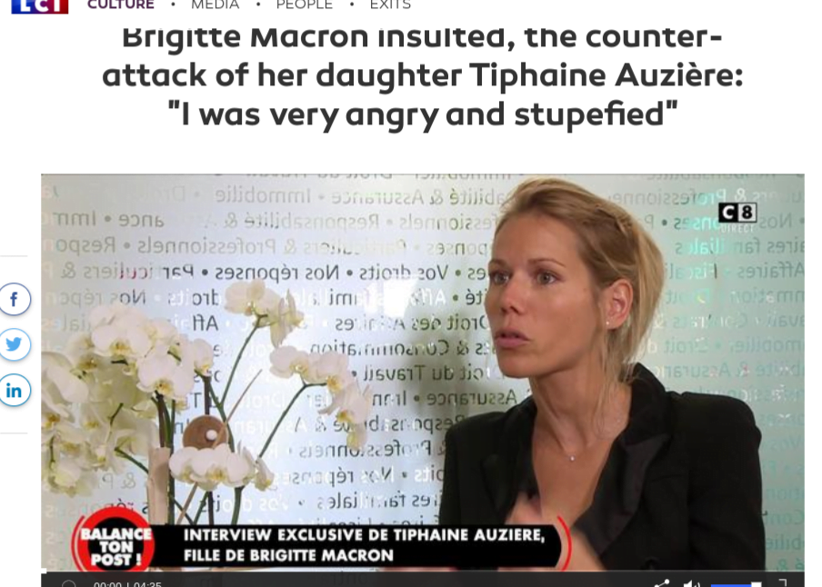 """Macron's candidate for mayor of Paris files a complaint for """"invasion of privacy"""""""