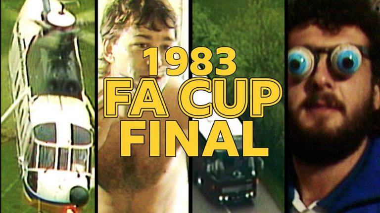 Man Utd v Brighton: When the teams met in the 1983 FA Cup final