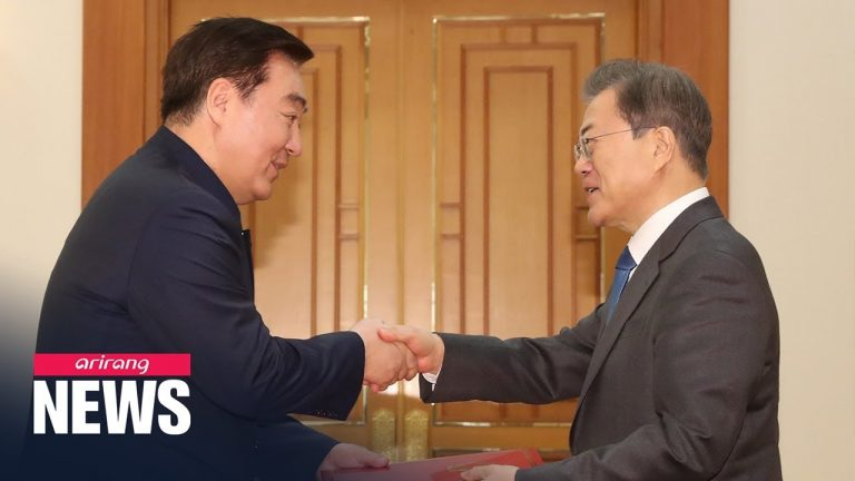 Moon and Xi agree to strengthen cooperation between South Korea and China in the fight against the coronavirus