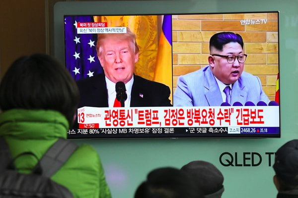North Korea-Sweden Talks Focus on 'Peaceful Solution' to Nuclear Conflict