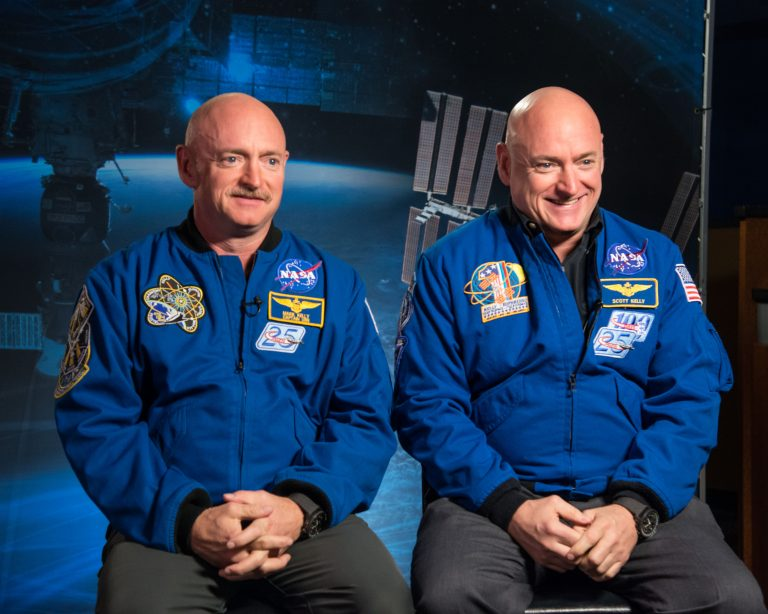'Space genes' — an astronaut is now different from his twin brother