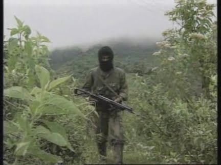 "The ELN attacks an oil pipeline in northwestern Colombia a few days after the ""armed strike"""