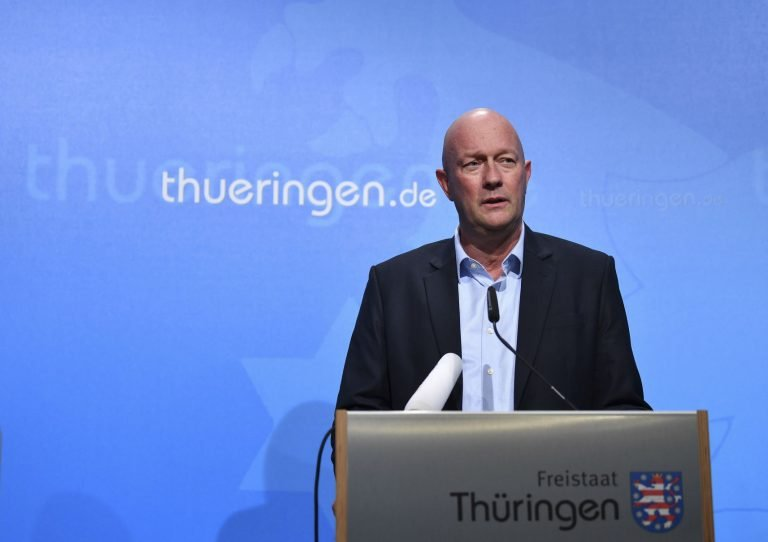The German CDU meets this Friday to address the union with AfD to choose Kemmerich in Thuringia