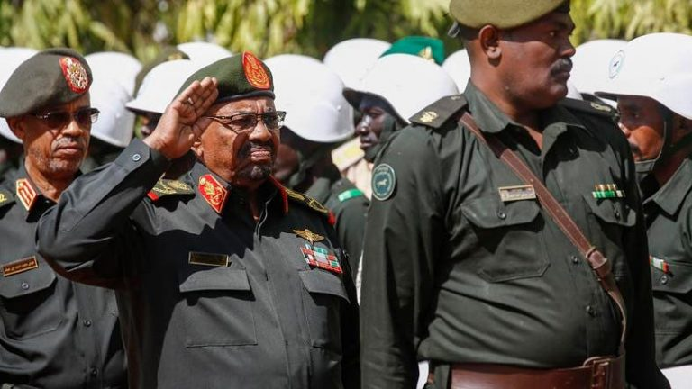 The Government of Sudan agrees to send Al Bashir to the ICP