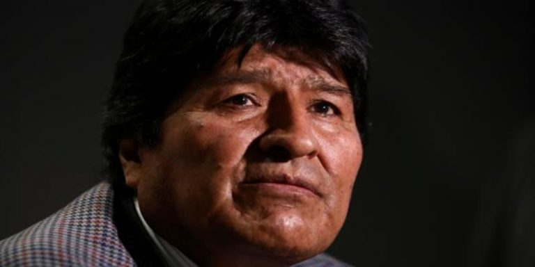The MAS includes Morales in his list of candidates for the Senate by Cochabamba for the elections