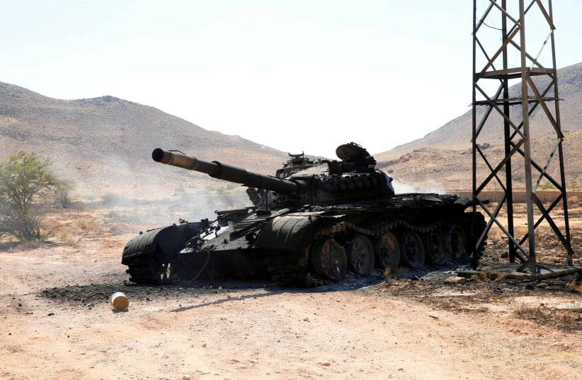 """Turkey says it has """"neutralized"""" more than one hundred Syrian military in Idlib"""