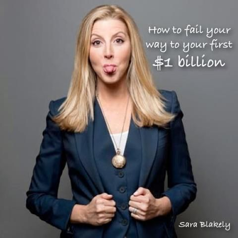 Why billionaire Sara Blakely has 99 pages full of business ideas