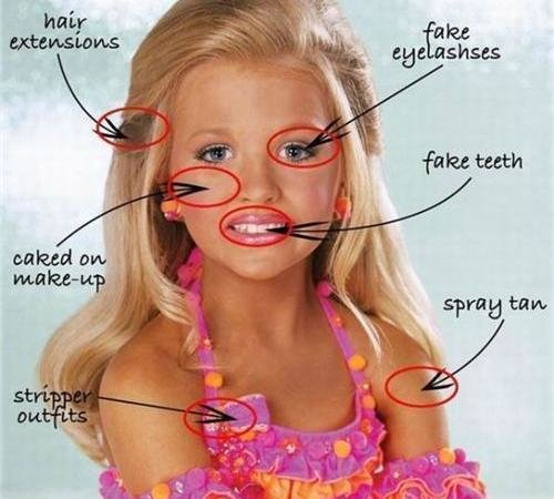 Why I enter my child in beauty pageants