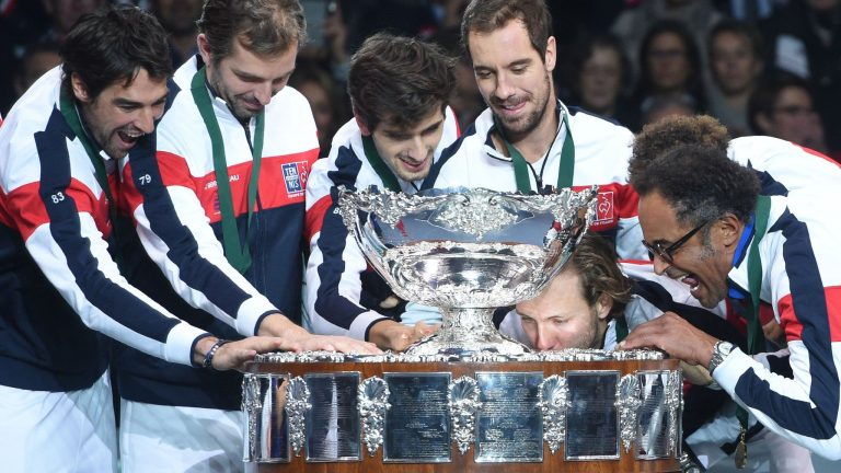World Cup of tennis: Rival ITF and ATP plans in 'race against time'