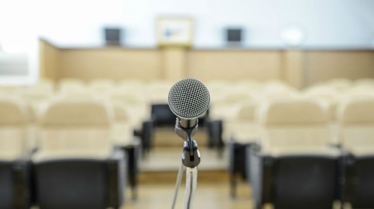 10 most common mistakes when speaking in public