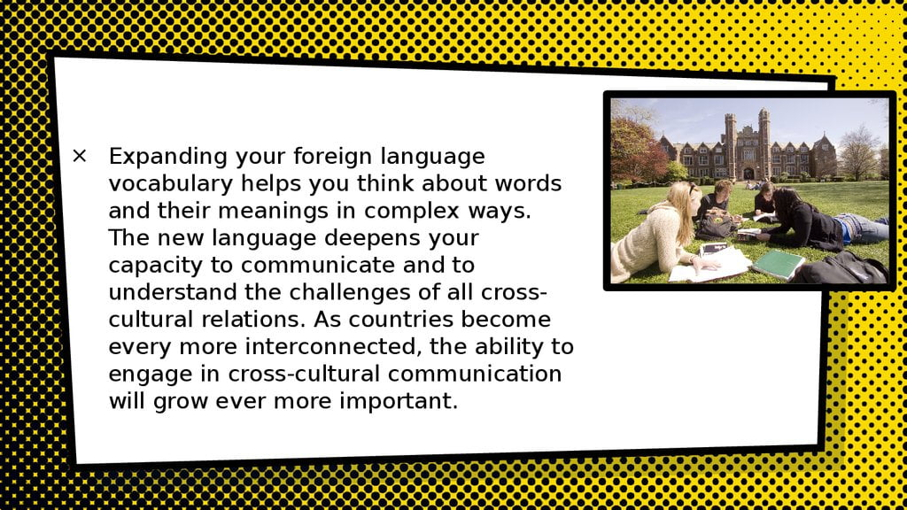 7 languages to grow in other countries