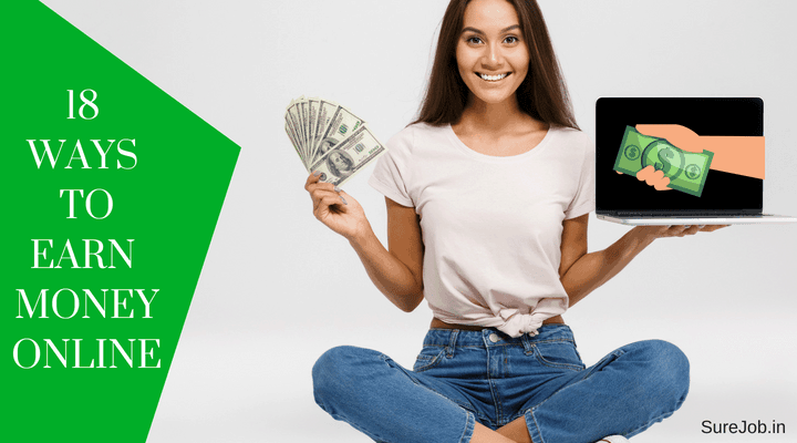 8 methods to earn money in your free time