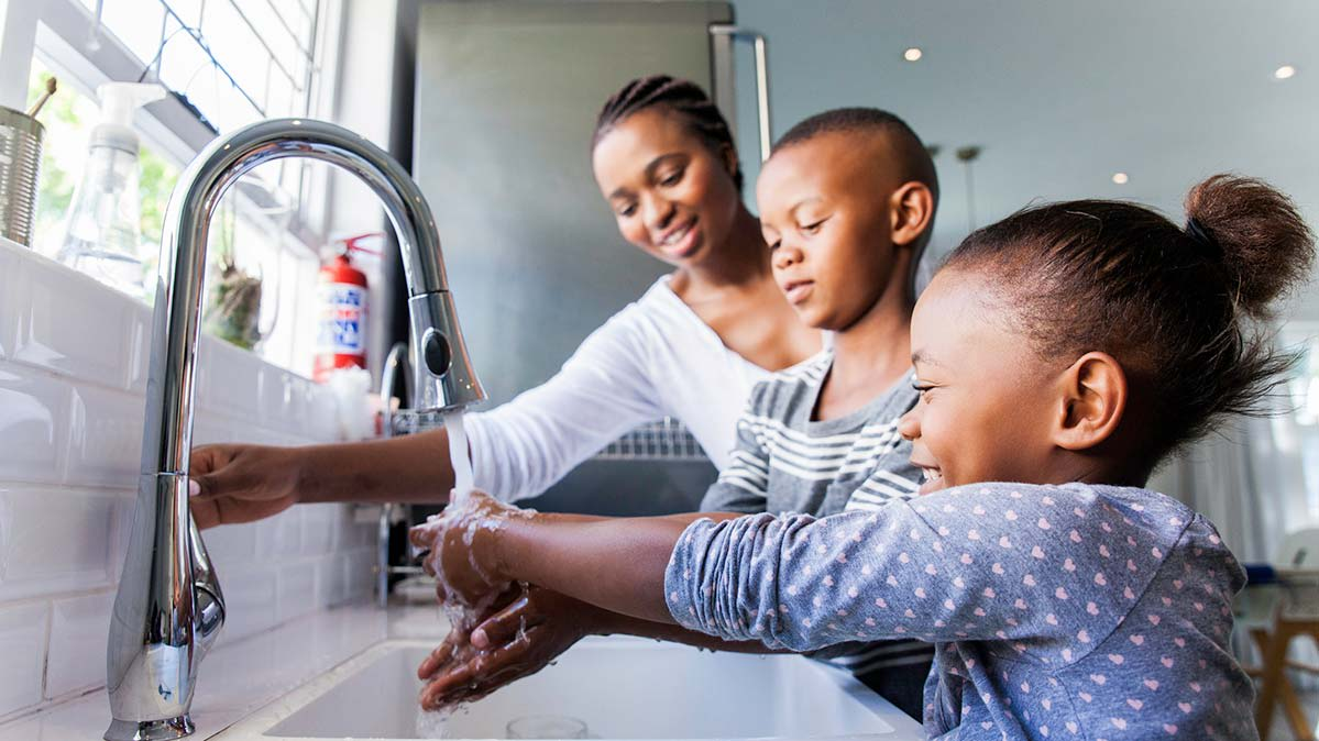 Coronavirus: How to wash your hands to avoid infections (in 5 steps)