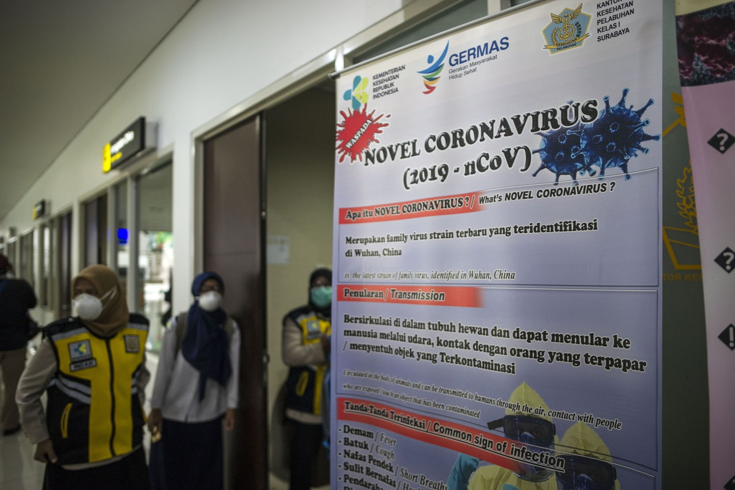 How to talk about coronavirus at work