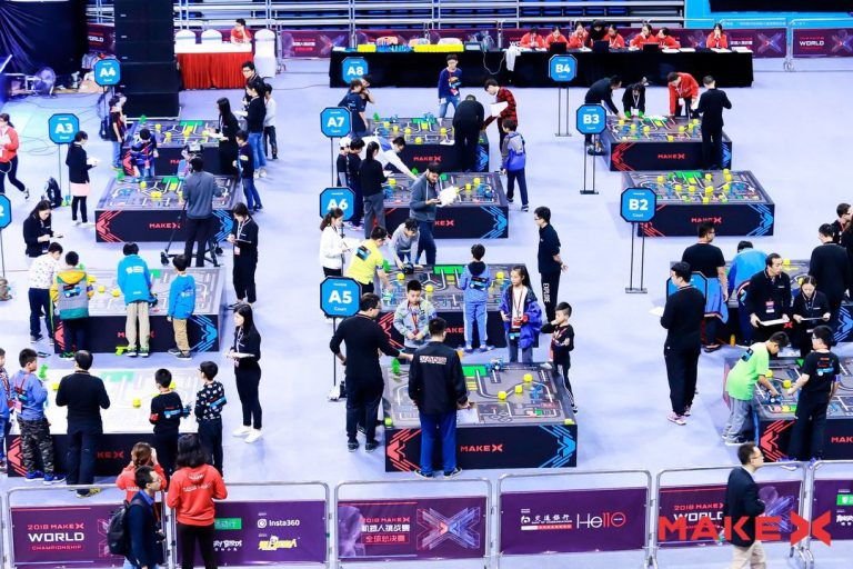 Mexican girls and boys will represent the country in international robotics tournaments