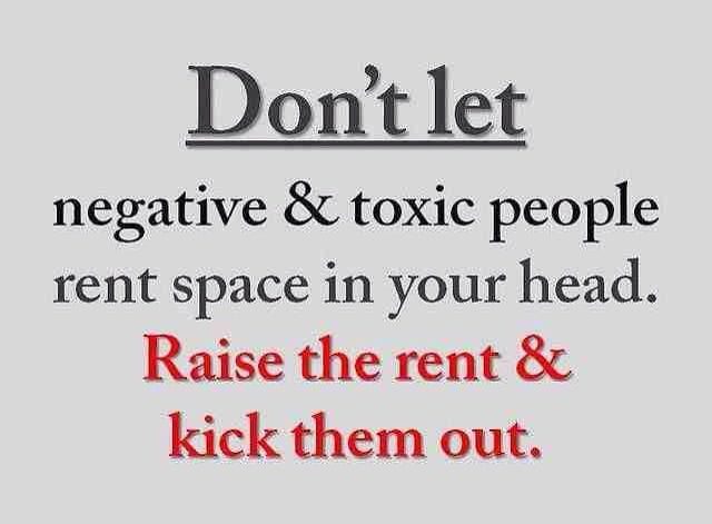 Tips to handle toxic emotions