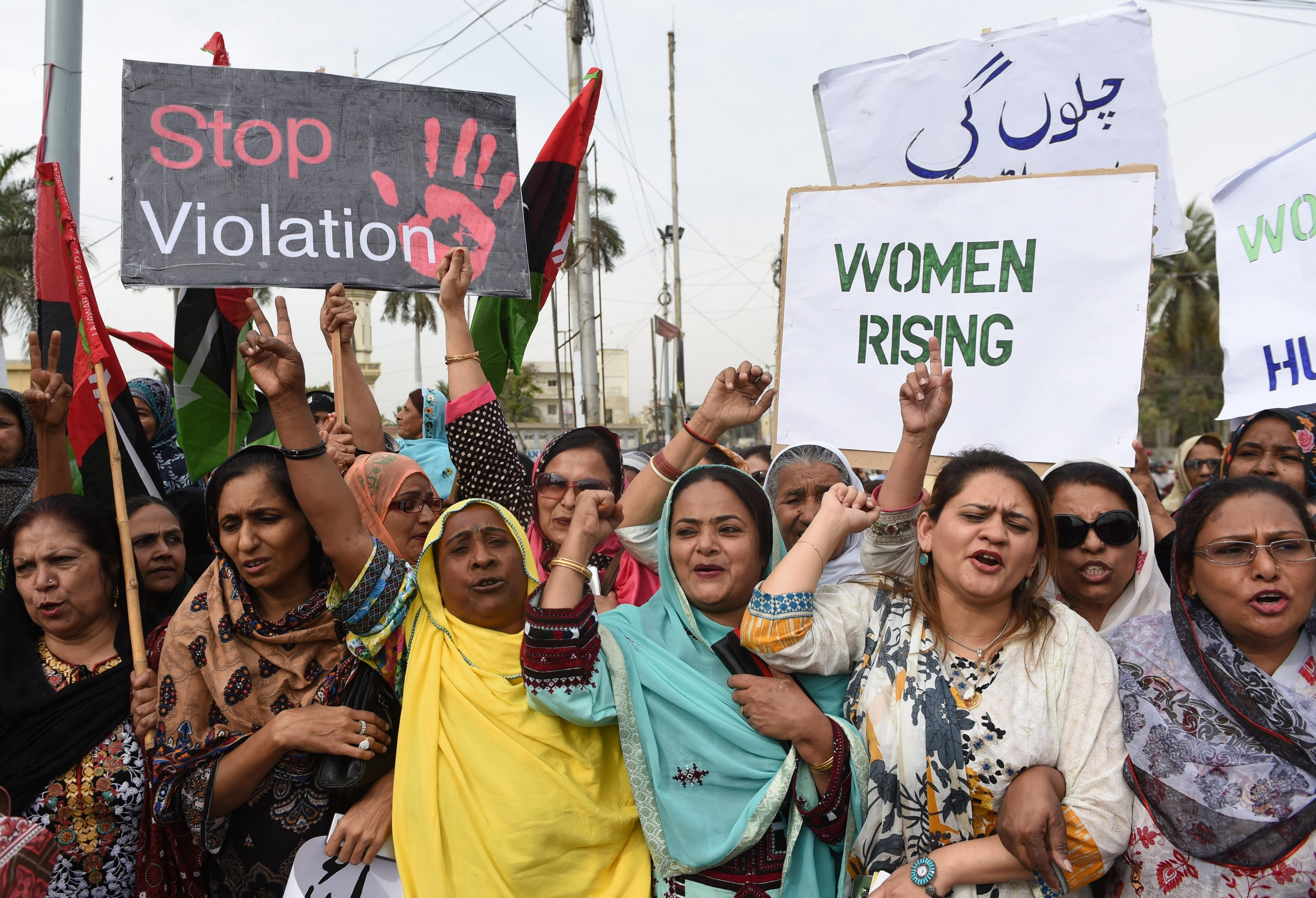 Why we celebrate Women's Day on March 8