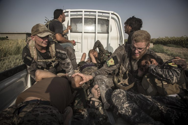 2 of ISIS' Infamous British Fighters Are Captured by Syrian Kurds