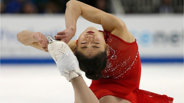 2018 Winter Olympics: Meet figure skater Mirai Nagasu