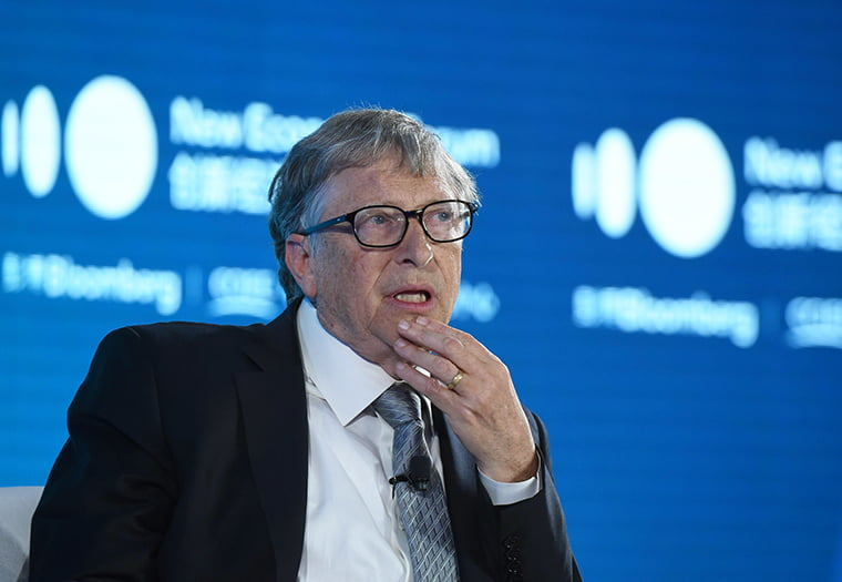 3 recommendations from Bill Gates to face the coronavirus