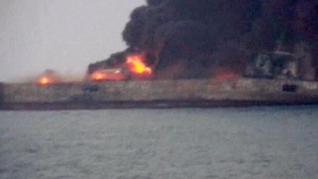 32 Sailors Missing After Ships Collide Off China's East Coast