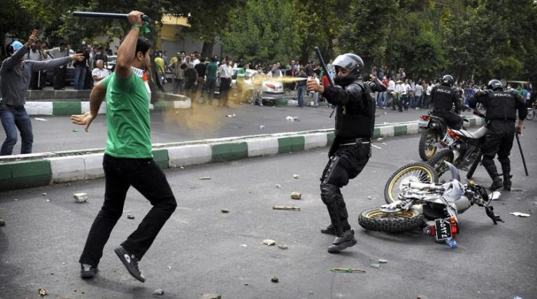 5 Security Officers in Iran Killed in Clashes with Dervishes