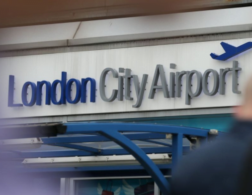A Bomb From World War II Shuts Down London City Airport